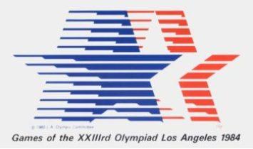 Olympics Olympic Olympians 1984 Los Angeles Olympiad