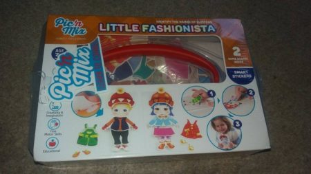 Pic'nMix Little Fashionista Game Family Clan Blog