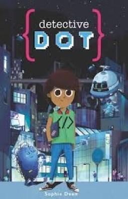Book Detective Dot C.I.A.