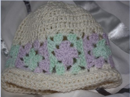 Crochet Hat Poncho Family Clan Blog