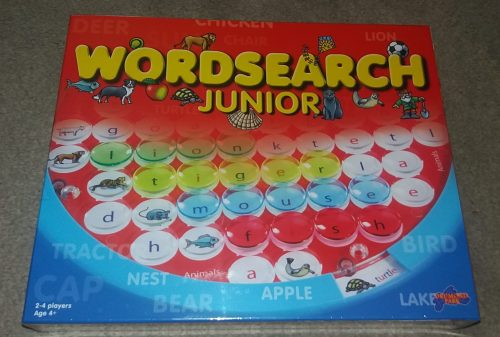 Drumond Park Word Search Family Clan