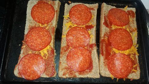 Traffic Light Pizza Family Clan Recipe