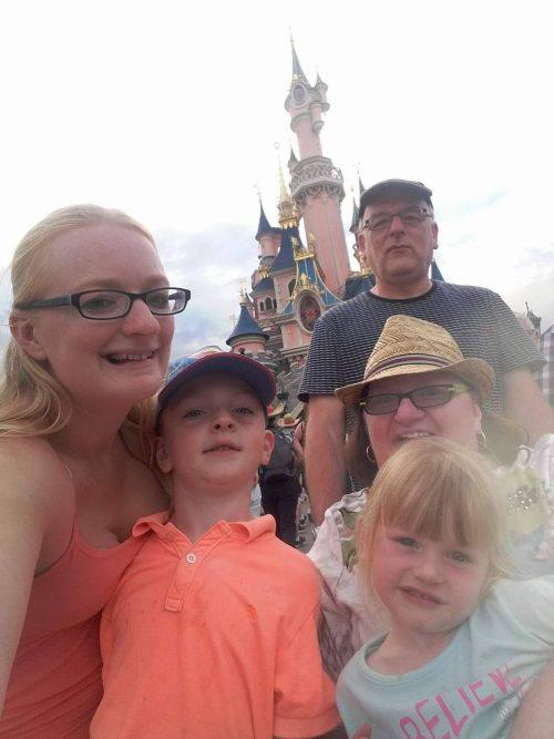 Family Clan 4th Blogaversary Disney Disneyland Paris