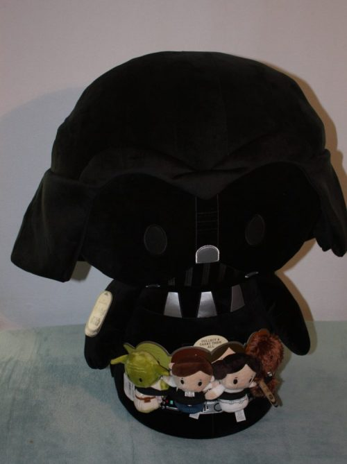 Hallmark Disney Star Wars Itty Bitty Darth Vader Family Clan