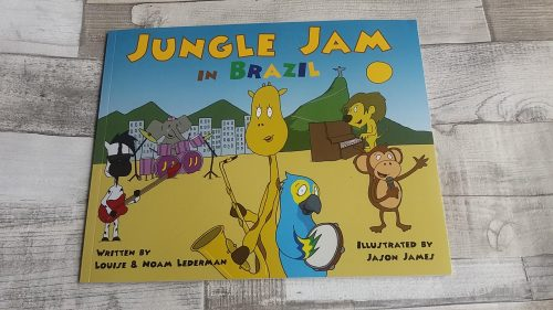 Jungle Jam in Brazil Family Clan Blog