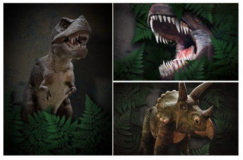 Rheged Dinosaurs Centre