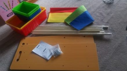 Songmics Toy Storage Unit and book shelf review by Family Clan