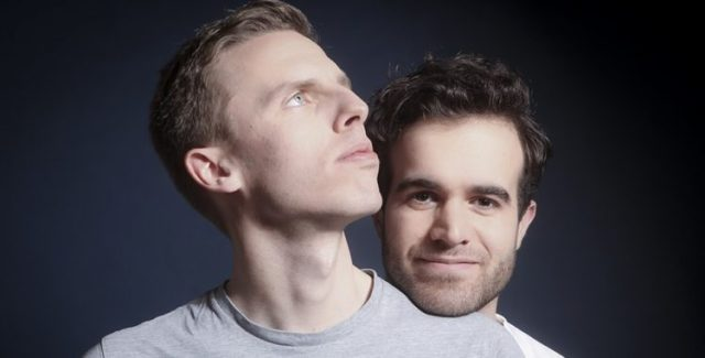 Harry & Chris Comedy Duo Review by Family Clan