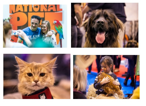 National Pet Show NEC Birmingham