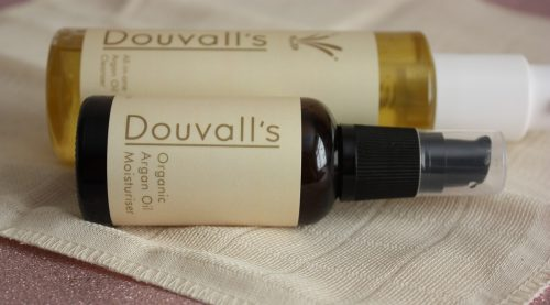 Alicia Douvall's Argan Oil Gift Set Family Clan