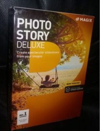MAGIX Photostory Deluxe Review Family Clan