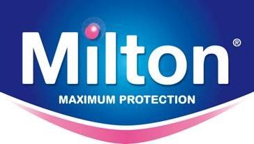 Milton antibacterial Logo
