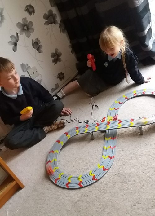 My First Scalextric Family Clan Review