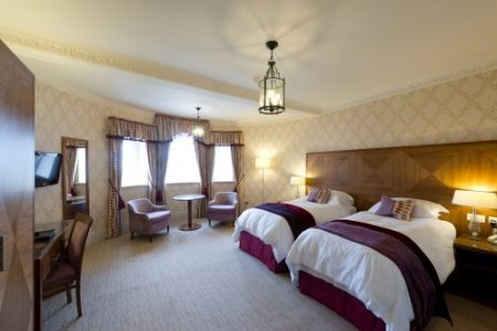 Ragdale Hall superior plus bedroom