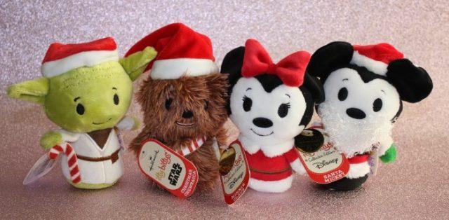 Hallmark Itty Bittys Christmas Family Clan