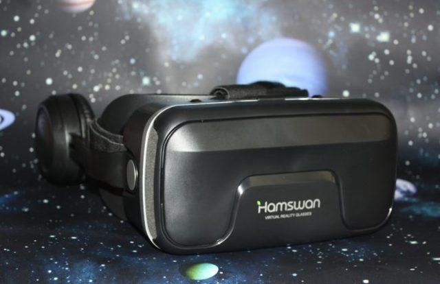 Hamswan Virtual Reality VR Headset Glasses Family Clan