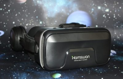 Hamswan Virtual Reality VR Headset Glasses Family Clan Him