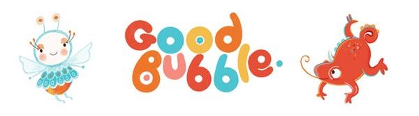 Good Bubble Logo