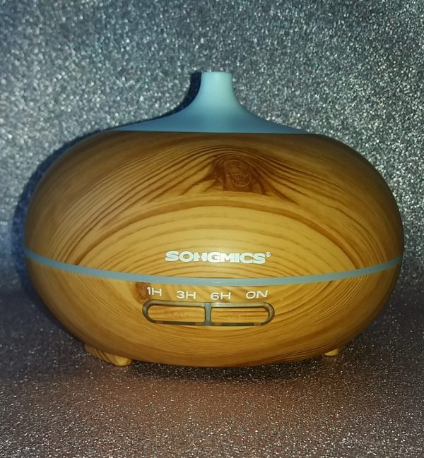 SongMics Aroma Diffuser Review by Family Clan