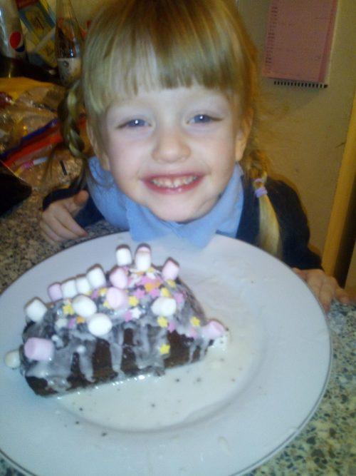 Graces Num Noms cakes review by Family Clan