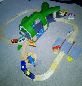 Brio Bus & Train Station and Central Train Station review by family Clan