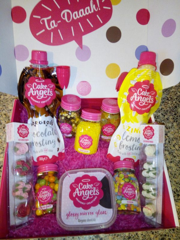 Cake Angels review by Family Clan