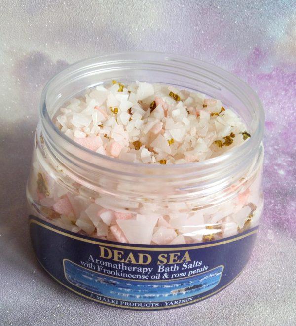 Malki Dead sea bath salts review Family Clan