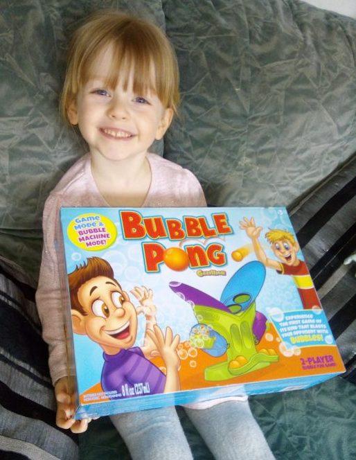 Gazillion bubbles bubble pong Review Family Clan