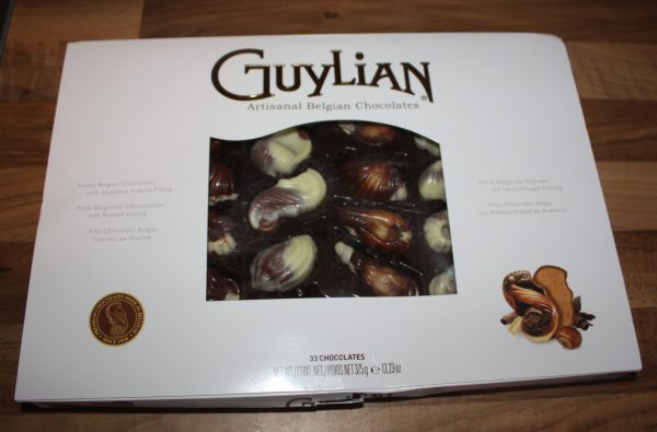 Guylian Chocolates Review Family Clan