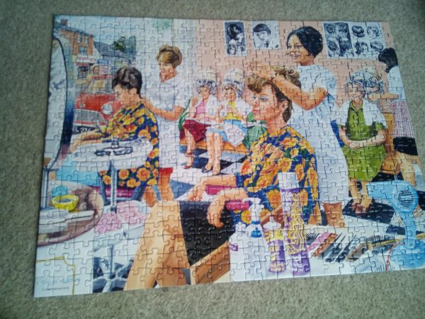 Ravensburger the Hairdresser review by Family Clan