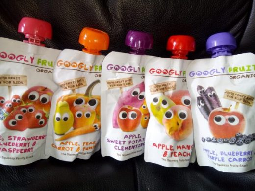 Googly Fruit review by family Clan