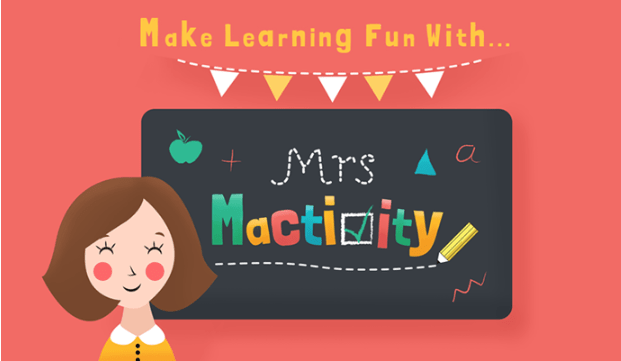 Making learning fun with Mrs Mactivity
