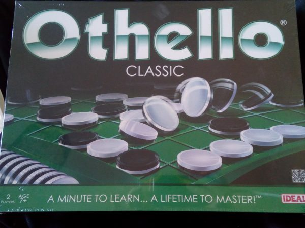Othello Classic Game Play Review Family Clan