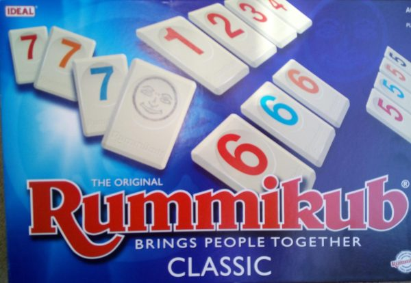 Rummikub game review by Family Clan