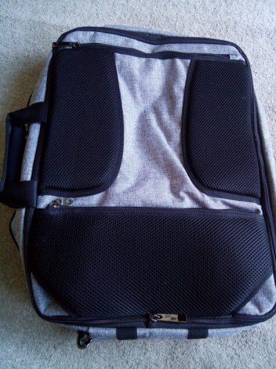 Estarer Convertible Laptop Bag Review Family Clan