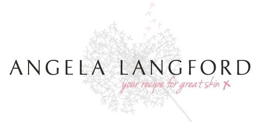 Angela Langford Bloom & Glow Logo