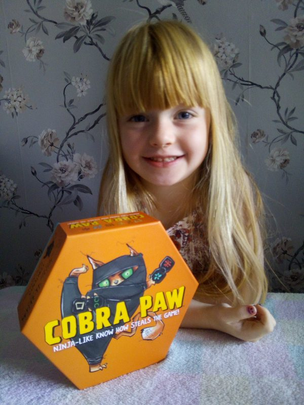 Cobra Paw game review by Family Clan