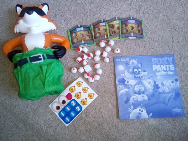 Foxy Pants review by Family Clan