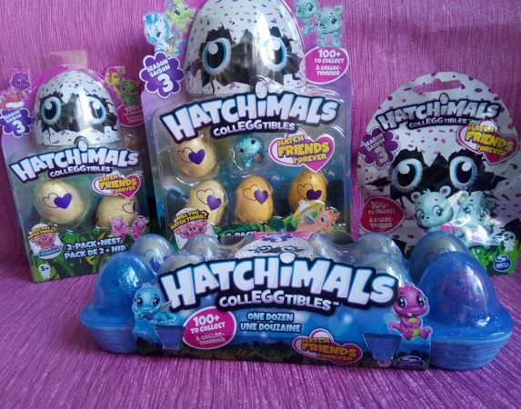 Hatchimals Season 3 review by Family Clan 11 e