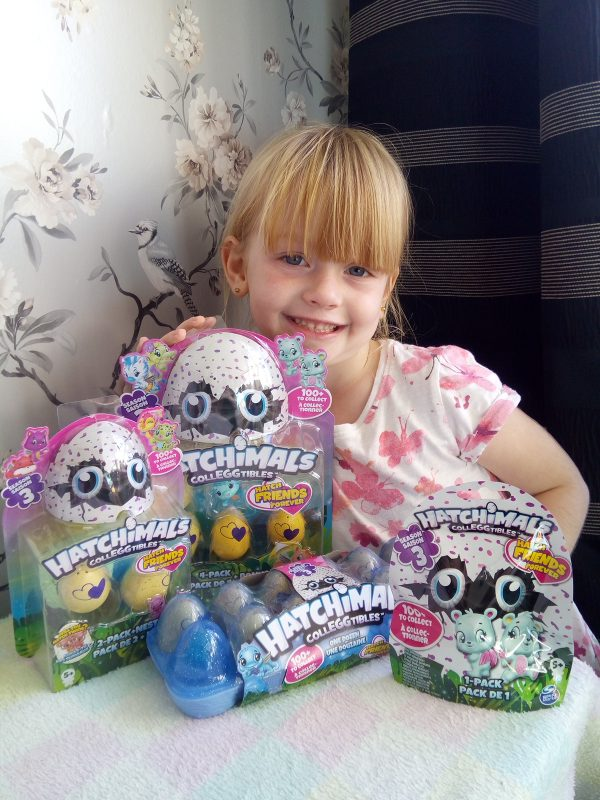 Hatchimals CollEGGtibles Season 3
