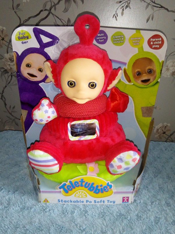Teletubbies Stackable Po review by Family Clan