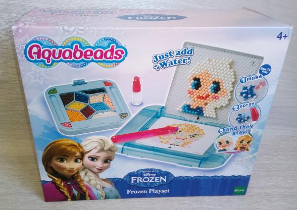Disney Princess Aquadbeads review by Family Clan