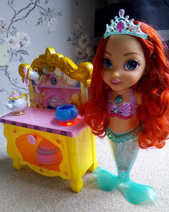 Disney Princess Belles kitchen review by Family Clan