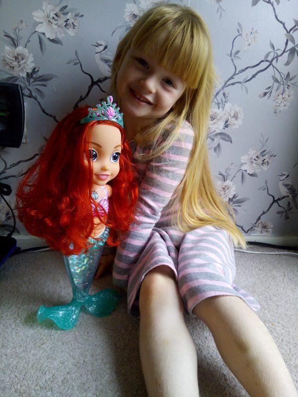 Disney Princess Belles kitchen review by Family Clan