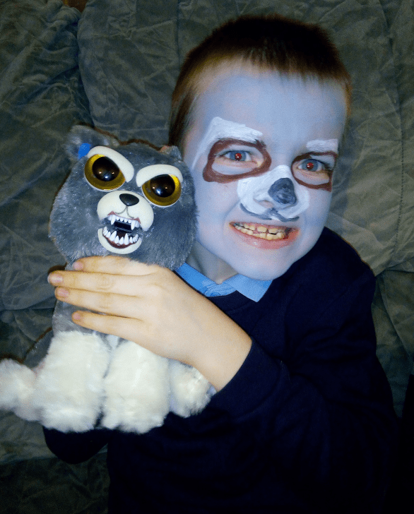 Feisty Pets Fright Night Fun! from Family Clan
