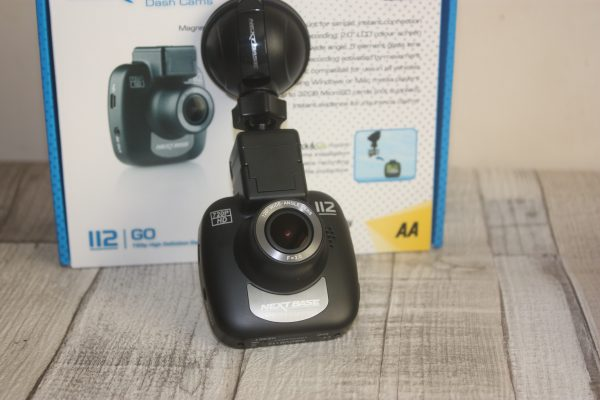 NextBase Dash Cam 112 Dashcam Review Family Clan