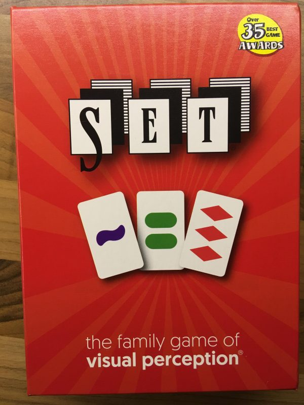 SET Card game review by Family Clan 2