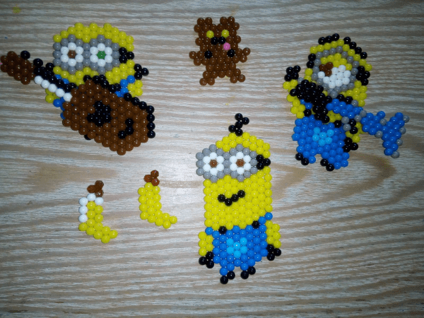 Despicable Me Minions Aquabeads Playset 4