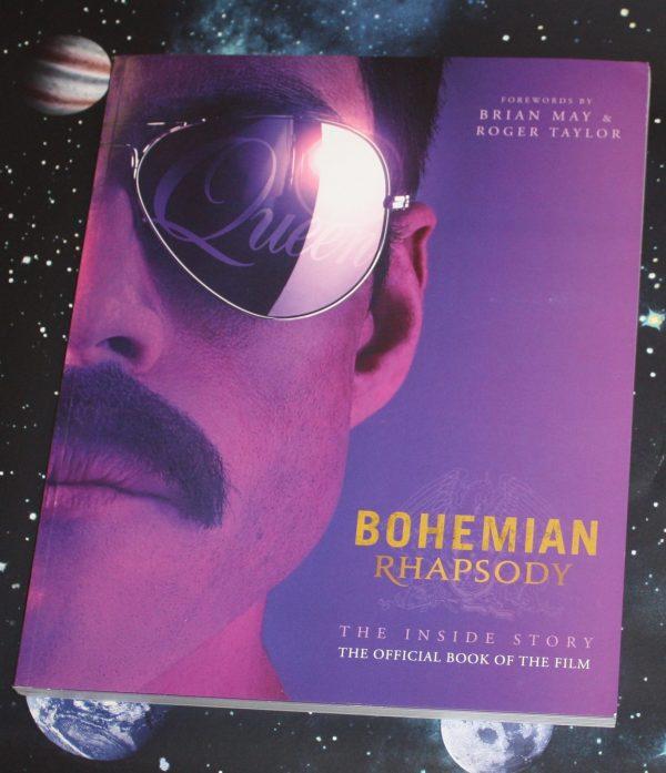 Queen Bohemian Rhapsody Book Review Film Movie Family Clan