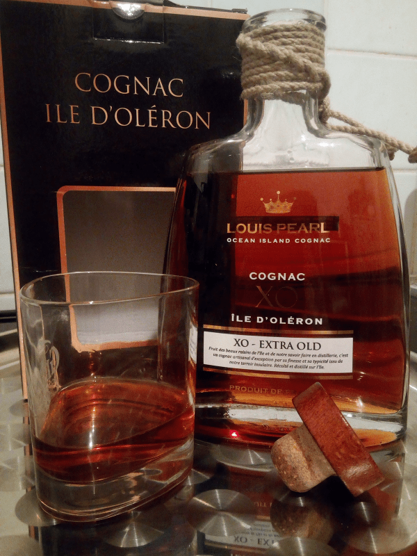 Louis Pearl Ocean Island Cognac XO review by Family Clan